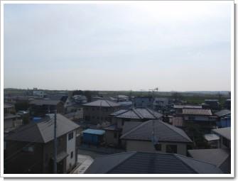熊谷市久下S様 東京タワー方向の景色(完了)。.JPG
