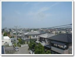 熊谷市玉井S様 前橋局方向の景色。.JPG
