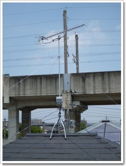 熊谷市伊勢町M様 アンテナ工事完了。.JPG