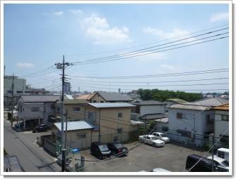 熊谷市伊勢町M様 東京タワー方向の景色(完了)。.JPG