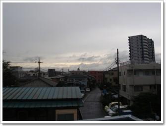 熊谷市榎町K様 児玉局方向の景色。.JPG