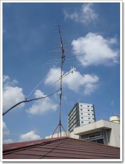 熊谷市榎町S様 アンテナ工事完了。.JPG
