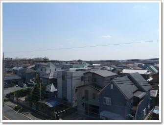 熊谷市河原町K様 東京タワー方向の景色。.JPG