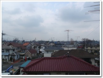 熊谷市柿沼H様 前橋局方向の景色。.JPG