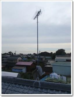 熊谷市上須戸T様 アンテナ工事完了。.JPG