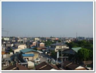 熊谷市上之T様 東京タワー方向の景色。.JPG