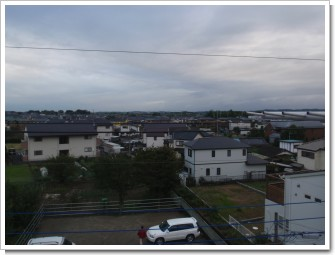 熊谷市曙町H様 東京タワー方向の景色。.JPG