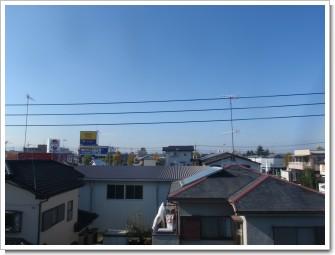 熊谷市原島A様 児玉局方向の景色。.JPG