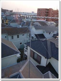 熊谷市原島T様 アンテナ工事完了。.JPG