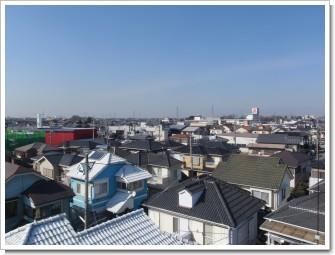 熊谷市原島T様 前橋局方向の景色。.JPG