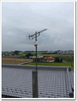 熊谷市今井K様 アンテナ工事完了。.JPG