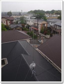 熊谷市新堀H様 アンテナ工事完了。.JPG