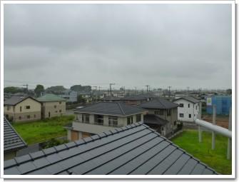 熊谷市石原N様 児玉局方向の景色。.JPG