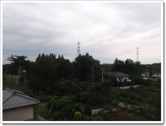 熊谷市千代M様 東京タワー方向の景色。.JPG