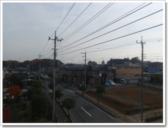 熊谷市船木台H様 東京タワー方向の景色(完了)。.JPG