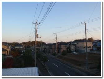熊谷市船木台H様 東京タワー方向の景色。.JPG