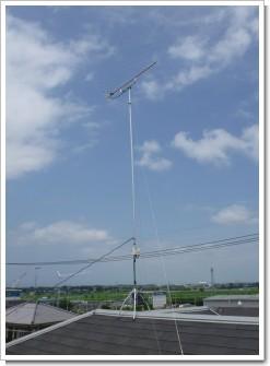 熊谷市船木台S様 アンテナ工事完了。.JPG