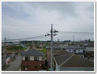 熊谷市船木台S様 東京タワー方向の景色(完了)。.JPG