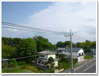 熊谷市相上K様 東京タワー方向の景色(完了)。.JPG