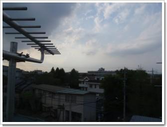 熊谷市大原S様 前橋局方向の景色。.JPG