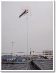 熊谷市中西S様 アンテナ工事完了。.JPG