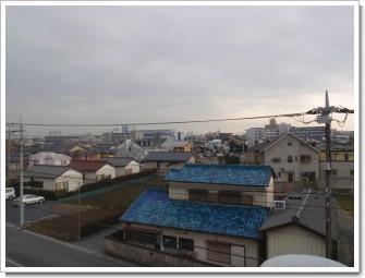 熊谷市中西S様 東京タワー方向の景色。.JPG