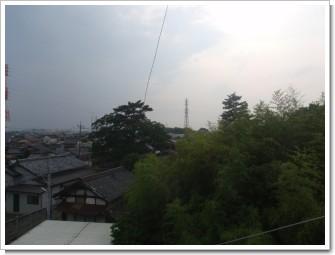 熊谷市肥塚W様 児玉局方向の景色。.JPG