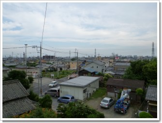 熊谷市肥塚W様 東京タワー方向の景色(完了)。.JPG