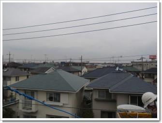 熊谷市万吉H様 前橋局方向の景色。.JPG