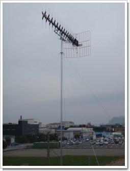 熊谷市万吉K様 アンテナ工事完了。.JPG