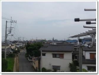 幸手市北A様 東京タワー方向の景色。.JPG