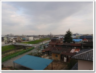 行田市旭町K様 東京タワー方向の景色。.JPG