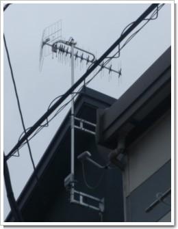 行田市栄町M様 アンテナ工事完了。.JPG