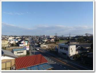 行田市下須戸K様 東京タワー方向の景色。.JPG