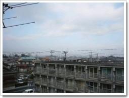 行田市城西S様前橋局方向の景色。.JPG