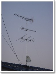 行田市小針H様 アンテナ工事完了。.JPG