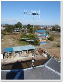 行田市小針K様 アンテナ工事完了。.JPG