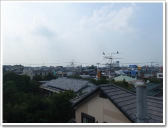行田市向町S様 前橋局方向の景色(完了)。.JPG
