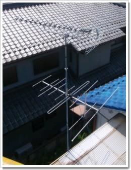 行田市荒木O様 アンテナ工事完了。.JPG