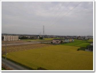行田市持田W様 東京タワー方向の景色。.JPG