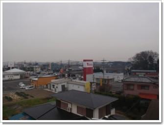 行田市若小玉K様 東京タワー方向の景色。.JPG
