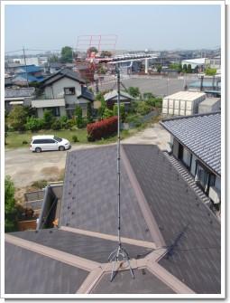 行田市若小玉H様 アンテナ工事完了。.JPG