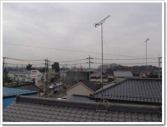 行田市天満O様 東京タワー方向の景色(完了)。.JPG