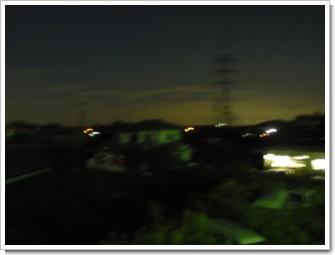 行田市渡柳K様 東京タワー方向の景色2。.JPG