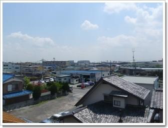 行田市藤原町Y様 東京タワー方向の景色(完了)。.JPG