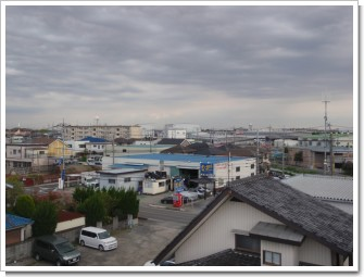 行田市藤原町Y様 東京タワー方向の景色。.JPG