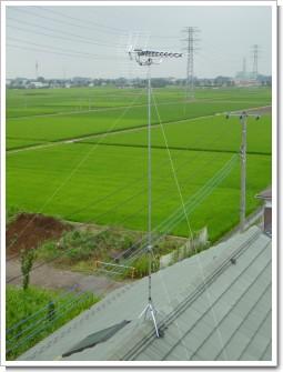 行田市前谷A様 アンテナ工事完了。.JPG