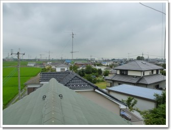 行田市前谷A様 東京タワー方向の景色(完了)。.JPG