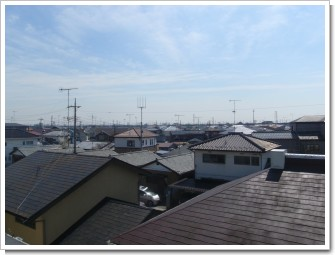 行田市棚田町A様 東京タワー方向の景色(完了)。.JPG