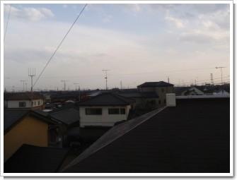 行田市棚田町A様 東京タワー方向の景色。.JPG